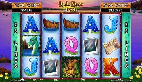 Loch-ness-loot-slot-reels