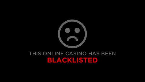 Blacklisted Casinos