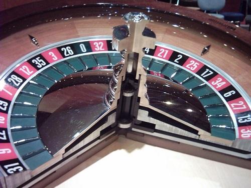 Roulette Wheel Bias