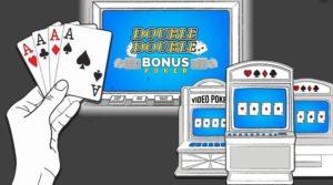 Best double poker bonus