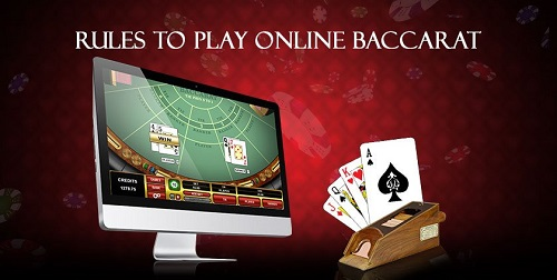 Online Baccarat Rules
