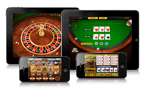 Top Mobile Roulette Casinos