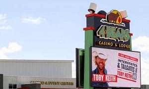 4bears casino North Dakota