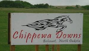 Chippewa Downs ND horse racetrack