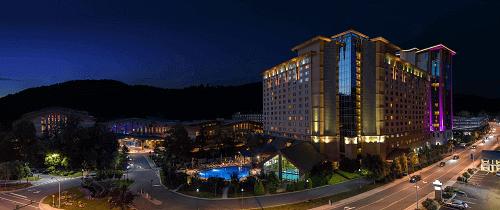 harrah's cherokee casino resort in north carolina usa