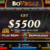 Bovegas Casino Welcome Bonus