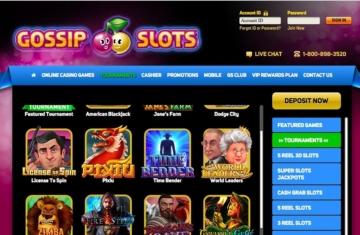 Gossip Slots Casino USA
