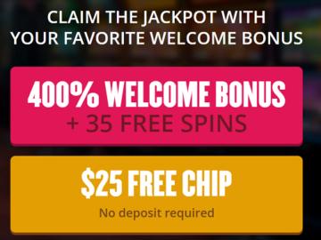 Slots of Vegas Casino No Deposit Bonus