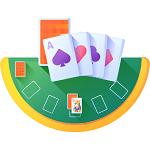 5 Card Draw Icon
