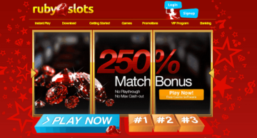 Ruby Slots Casino Games