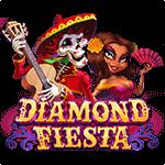 Diamond Fiesta Slot Logo