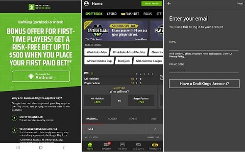 DraftKings App to Launch in Michigan