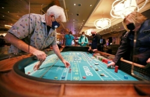 Las Vegas Casinos and Hotels Reopen