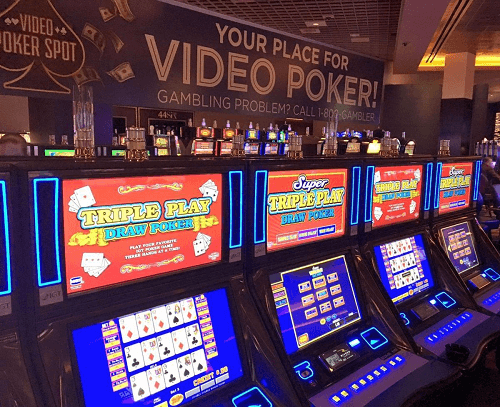 Can You Beat Video Poker
