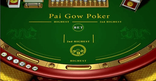 Odds in Pai Gow Poker