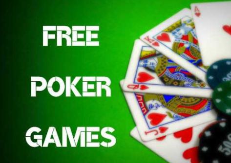 Free Online Poker Games