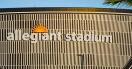 las vegas raiders to play in empty stadium