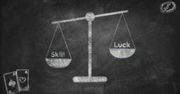 luck or skill poker