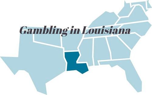 Gambling in Louisiana