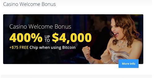 All Star Slots Casino Welcome Bonuses