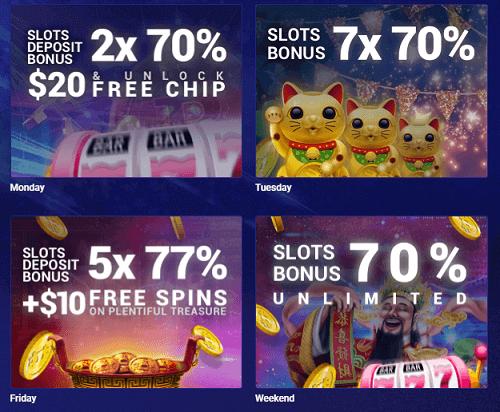 Crypto Reels Daily Casino Bonus Codes