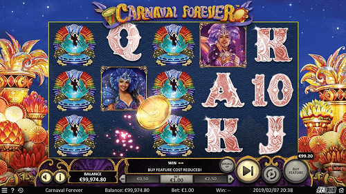 Carnaval Forever Slot Review: Final Rating