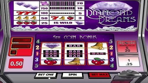 Diamond Dreams Slot Review
