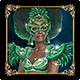 Carnaval Forever Slot Green Dancer