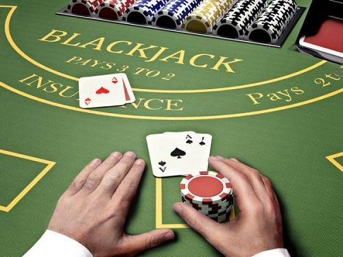 Face-Up Blackjack
