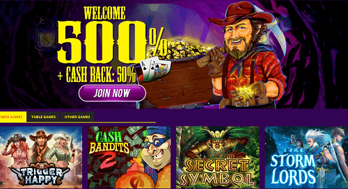 high country casino bonuses and promotions