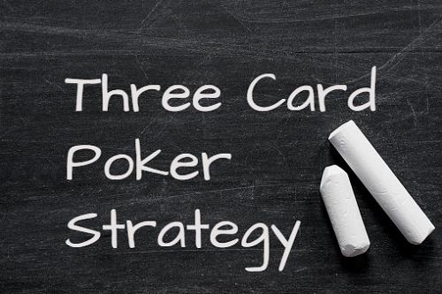 3 Card Poker Strategy