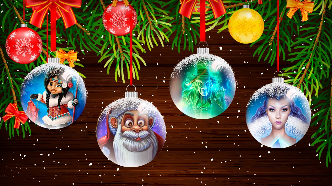 Fun Christmas Themed Slots for You