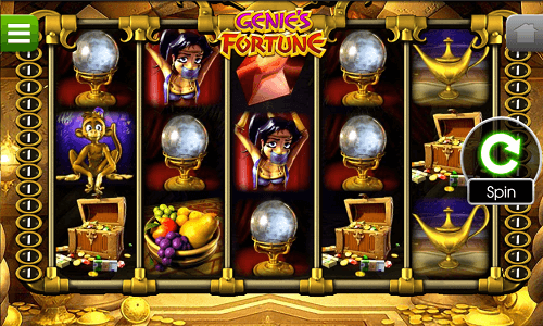 Genie's Fortune Slot Betsoft