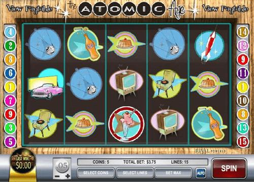 Atomic Age Slot Game: Final Rating