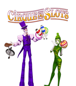 Cirque Du Slots Machine
