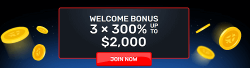 Drake Casino Welcome Bonus