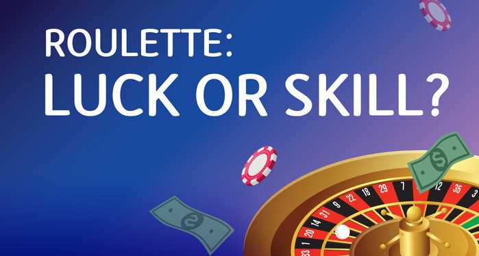 Is roulette all luck