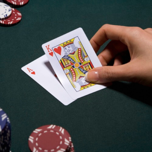 Two-Card Poker