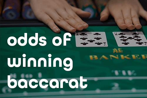 What are the Odds of Winning in Baccarat?