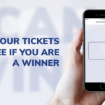 scan lottery ticket online
