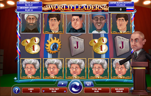 world leaders game