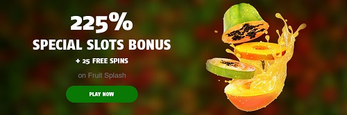 888Tiger Casino Slots Bonus