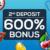 Bingofest Welcome Bonuses