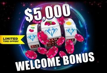 Diamond Reels Casino Welcome Bonus