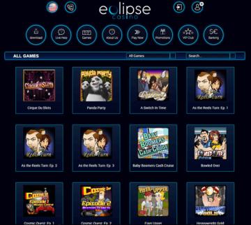 Eclipse Casino Games