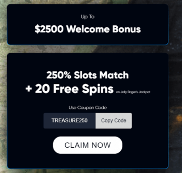 Exclusive Eclipse Casino Welcome Bonus