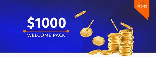 Jackpot Capital Welcome Bonus
