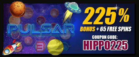 Lucky Hippo Reload Bonus