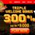 Lucky Hippo Casino Welcome Bonus
