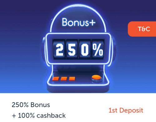 Rich Palms Casino First Deposit Bonus
